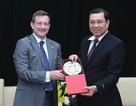 Đại sứ Cộng hòa Pháp tại Việt Nam đến thăm Đà Nẵng