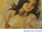 Vướng lùm xùm, tranh Bùi Xuân Phái vẫn đấu giá được 12.500 USD