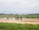 Quảng Ngãi ủy quyền cho cấp huyện đấu giá, cấp phép khai thác cát sỏi