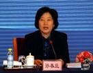 Bộ Chính trị Trung Quốc có duy nhất một ủy viên nữ