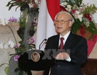 Tổng Bí thư thăm Trung tâm Nghiên cứu Chiến lược và Quốc tế Indonesia