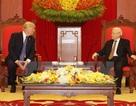 Tổng Bí thư đánh giá tích cực về quan hệ Việt Nam – Hoa Kỳ