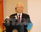 Tổng Bí thư: Tin tưởng chuyển biến mới thương mại Việt Nam-Indonesia