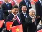 Bắn 21 loạt đại bác chào mừng Chủ tịch Trung Quốc tới Việt Nam