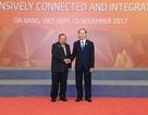 Chủ tịch nước gặp gỡ lãnh đạo Lào và Campuchia nhân dịp APEC