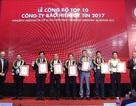 Bảo hiểm nhân thọ Cathay Việt Nam đạt giải thưởng top 10 công ty bảo hiểm uy tín năm 2017