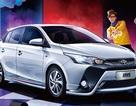 Toyota ra mắt phiên bản mới của Yaris tại Trung Quốc