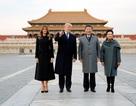 Trung Quốc tiếp đón Tổng thống Trump với nghi thức chưa từng có