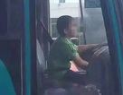 "12 tuổi trộm xe buýt, lái ""thử"" suốt 10 km"