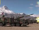 Xe tăng, binh sĩ Trung Quốc dồn dập đổ về biên giới với Ấn Độ