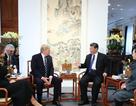 Tổng thống Trump được tiếp đón long trọng tại Trung Quốc