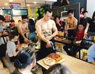 Rộ mốt thuê trai đẹp, cơ bắp bán hàng ở Hà Nội