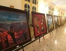 Trưng bày những công trình và tác phẩm ấn tượng nhất Việt Nam