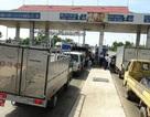 Trên 9.500 phương tiện được miễn vé khi qua trạm thu phí Quán Hàu