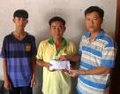 Trao hơn 33 triệu đồng đến gia đình anh Nguyễn Thành Lực