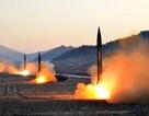 """Chuyên gia Nhật phân tích đường bay """"lạ"""" của tên lửa Triều Tiên"""