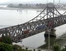 Hải quan Trung Quốc chặn xe chở hàng từ Triều Tiên