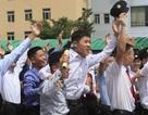 """Người Triều Tiên vui mừng sau vụ thử hạt nhân """"thành công hoàn hảo"""""""