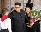 """Em gái ông Kim Jong-un ngồi hàng ghế """"VIP"""" tại hội nghị đảng"""