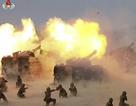 """Triều Tiên dọa xóa sổ Mỹ và Hàn Quốc bằng """"5 triệu quả bom"""""""