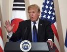 """Tổng thống Trump cầu nguyện không phải """"động binh"""" với Triều Tiên"""
