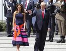 Hàng nghìn người Ba Lan chào đón Tổng thống Trump