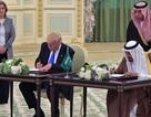 Mỹ, Ả-rập Xê-út ký thỏa thuận vũ khí trị giá 350 tỷ USD