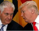 Ông Trump lên tiếng về tin đồn bất hòa với Ngoại trưởng Mỹ