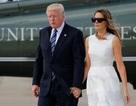 """Màn """"chào sân"""" ấn tượng của Tổng thống Donald Trump"""