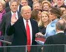 Video ông Donald Trump tuyên thệ nhậm chức