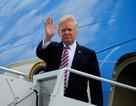 Tổng thống Trump sắp công du nước ngoài lần đầu tiên