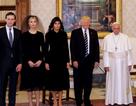 Tổng thống Trump lần đầu gặp Giáo hoàng tại Vatican