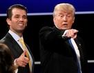 Ông Trump liên tiếp bênh vực con trai trước vụ lùm xùm với luật sư Nga