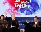 Hàn Quốc mở quốc yến chiêu đãi Tổng thống Trump