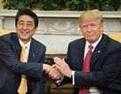 Thủ tướng Nhật cảm ơn ông Trump vì giúp hạ giá máy bay chiến đấu F-35