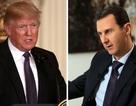 """Ông Trump tuyên bố không bỏ qua """"tội của Tổng thống Syria"""""""