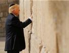 """Tổng thống Mỹ Donald Trump thăm """"Bức tường Than khóc"""""""