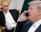 Tiết lộ nội dung cuộc điện đàm đầu tiên giữa Tổng thống Trump và Putin
