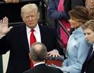 Ông Donald Trump tuyên thệ nhậm chức, trở thành tổng thống thứ 45 của Mỹ