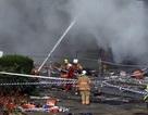 Nổ đường hầm tàu cao tốc Trung Quốc, 12 người chết