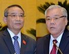 Quốc hội chính thức miễn nhiệm ông Trương Quang Nghĩa, Phan Văn Sáu