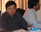 Trưởng giải V-League và trưởng Ban trọng tài Nguyễn Văn Mùi vẫn tại vị