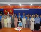 EVNNPT thăm, tặng quà tại Trung tâm nuôi dưỡng người có công cách mạng TP. Đà Nẵng