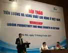 Năng suất thấp, trả lương cao, lao động Việt sẽ bị máy móc thay thế!