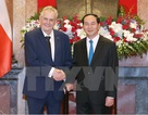 Nhiều người Việt quan tâm chuyến thăm Việt Nam của Tổng thống Séc