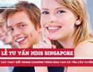 Tuần lễ tư vấn: Cập nhật yêu cầu tuyển sinh MDIS Singapore 2018