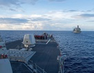 Chuyên gia đánh giá về chuyến tuần tra Biển Đông đầu tiên của Mỹ dưới thời ông Trump