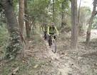 Trang bị xe đạp cho cán bộ đi tuần tra rừng quốc gia