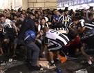 1500 CĐV Juventus bị thương trong đêm chung kết Champions League