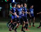 U23 Thái Lan tập kín, mong gặp U23 Việt Nam ở giải M-150
